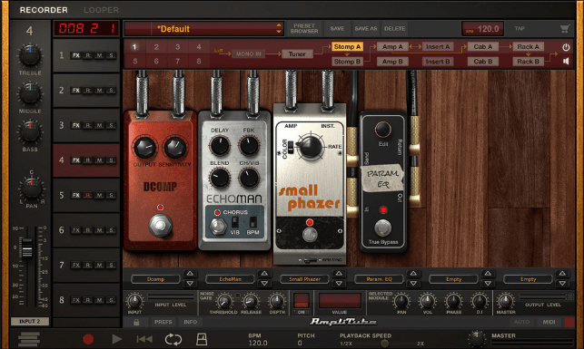 IK Multimedia AmpliTube 4 Complete 4.5 free download