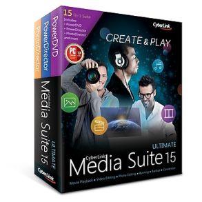 CyberLink Media Suite Ultra 15.0 Free Download