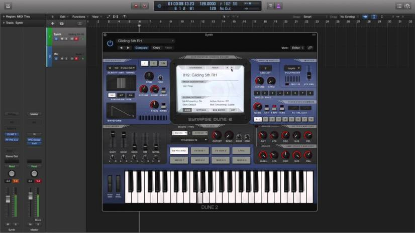 Synapse Audio DUNE 2.5 Crack Free Download [WIN-OSX]