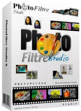 PhotoFiltre Studio X 10 crack download