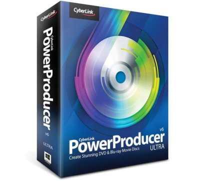 CyberLink PowerProducer Ultra 6.0.7613.0 Free Download