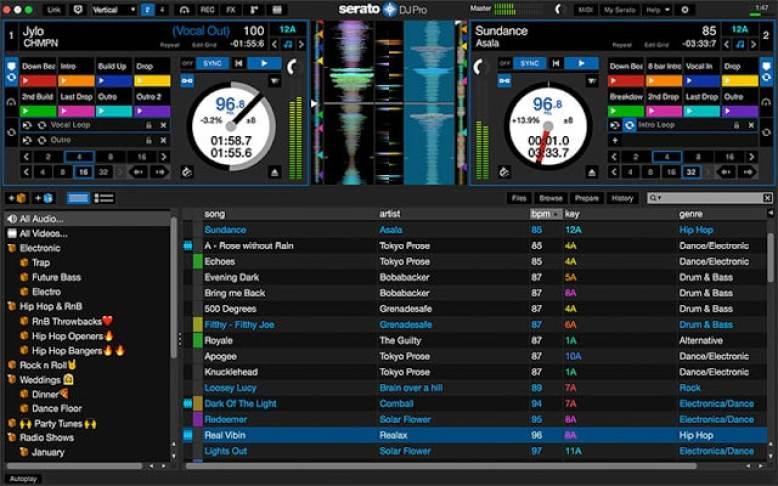 Serato DJ Pro 2.0.4 Build 4108 Free Download