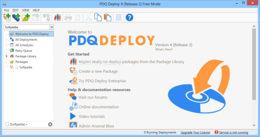 PDQ Deploy 16.1 Enterprise Free Download