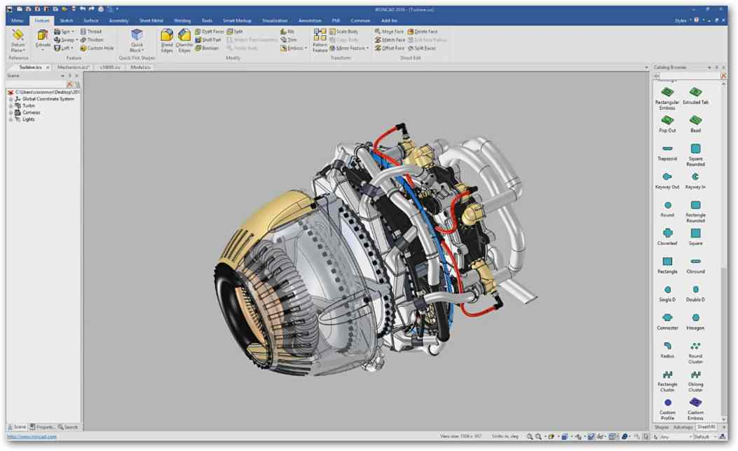 IronCAD Design Collaboration Suite 2018 Free Download
