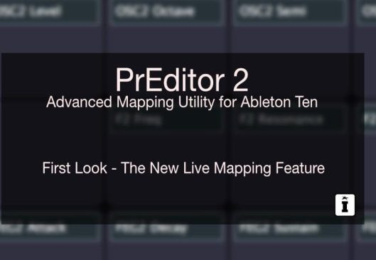 Isotonik PrEditor v2.0.8 Max4Live Device For WIN & Mac OSX
