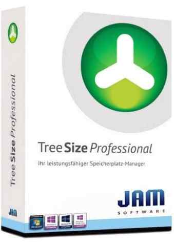 TreeSize Professional 7.0.1.1373 Free Download