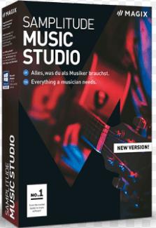Magix Samplitude Music Studio 2021 crack download
