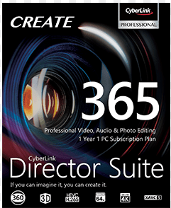 CyberLink Director Suite 365 crack download