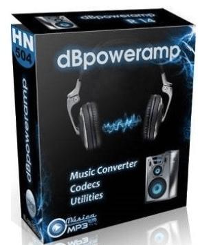 dBpoweramp Music Converter R16 crack download