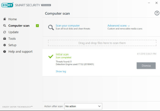 ESET Smart Security Premium 11.2 free download