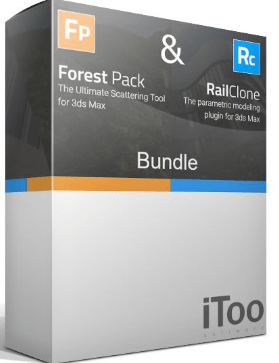 itoo Forest Pack Pro 6 for 3ds Max crack download