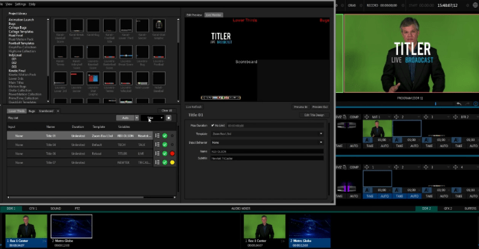 NewBlue Titler Live 4 Broadcast crack download