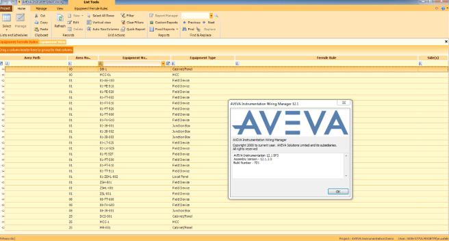AVEVA Instrumentation and Electrical 12 crack download