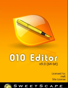 SweetScape 010 Editor 9 crack download