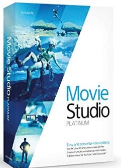 MAGIX VEGAS Movie Studio Platinum 16 crack download