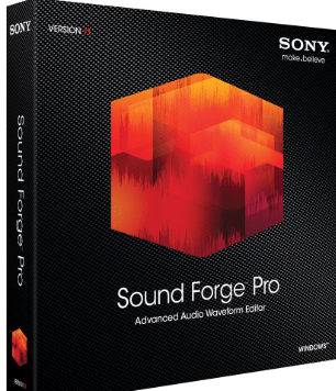SONY Sound Forge Pro 11 crack download