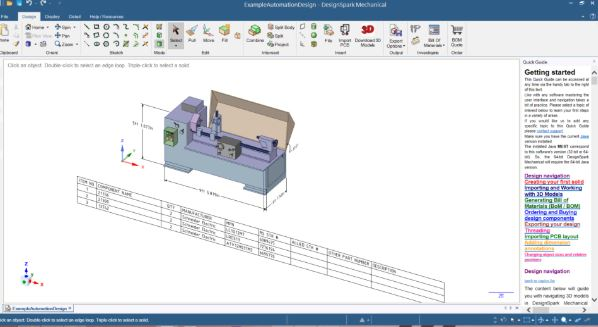 ANSYS SpaceClaim 2020