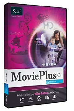 Serif MoviePlus X6 crack download