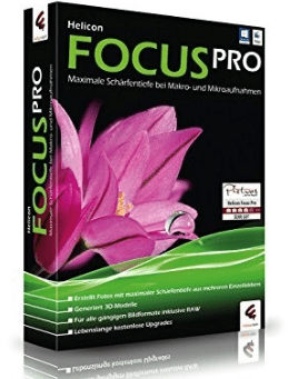 Helicon Focus Pro 7 crack download