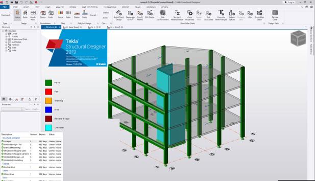 Trimble Tekla Structural Designer 2019 free download
