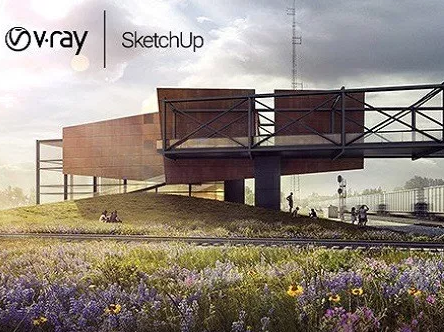 VRay for SketchUp 2019 free download