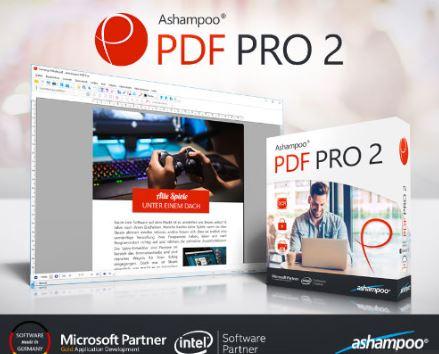 Ashampoo PDF Pro 2 free download