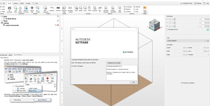 Autodesk Netfabb Ultimate 2020 crack download