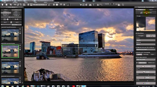 Franzis HDR projects 7 professional 7 free download