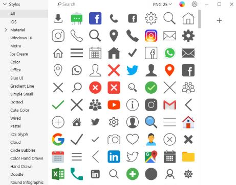 Pichon (Icons8) 7 crack download