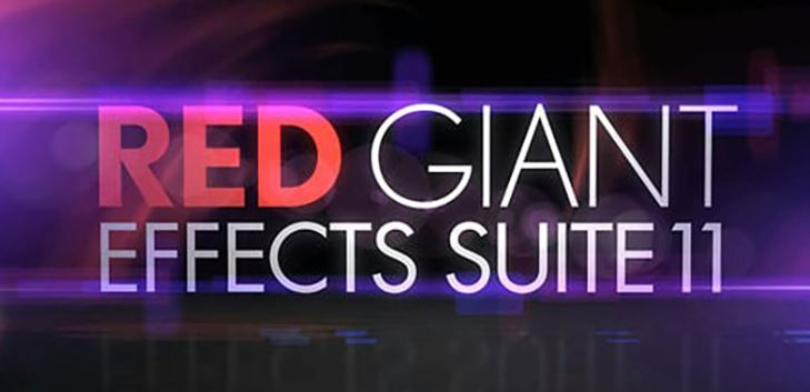 Red Giant Effects Suite 11 free download