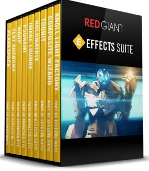 Red Giant Effects Suite 11 crack download