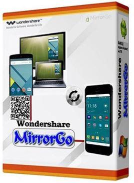 Wondershare MirrorGo 1.9 crack download
