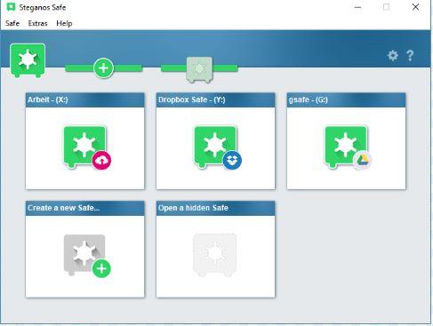 Steganos Privacy Suite 20 free download