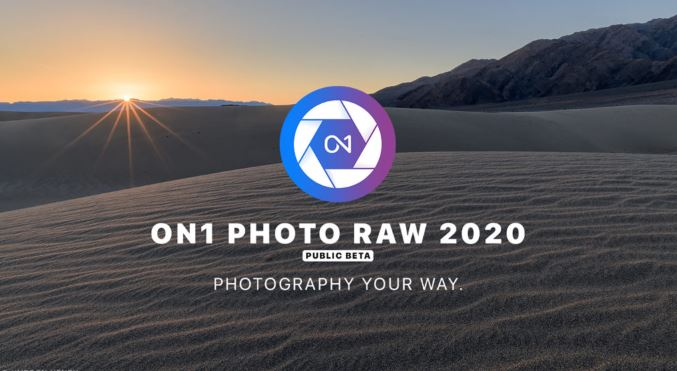 ON1 Photo RAW 2020