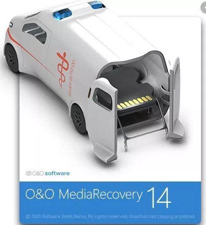 O&O MediaRecovery Professional 14 crack
