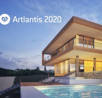 Artlantis Studio 2020