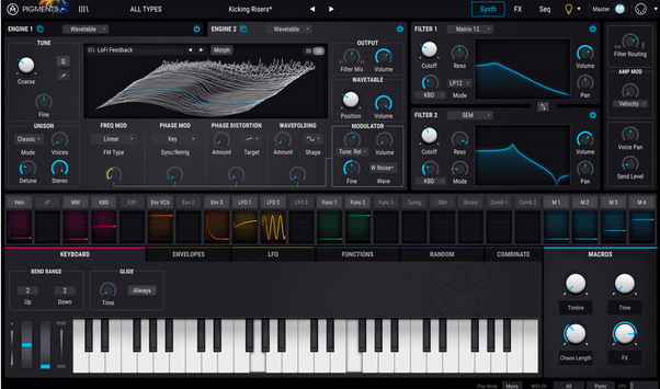 Arturia Pigments crack download