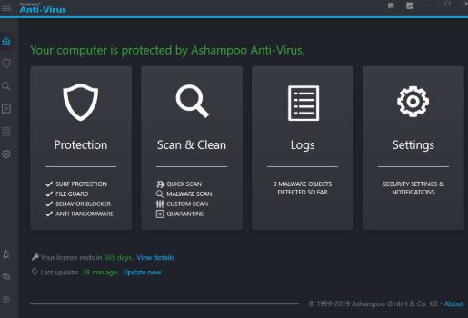 Ashampoo Anti-Virus 2019 crack download