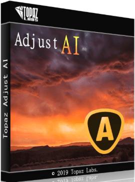 Topaz Adjust AI crack download