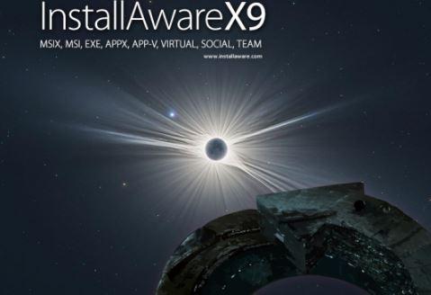 InstallAware Studio Admin X9 v26 crack