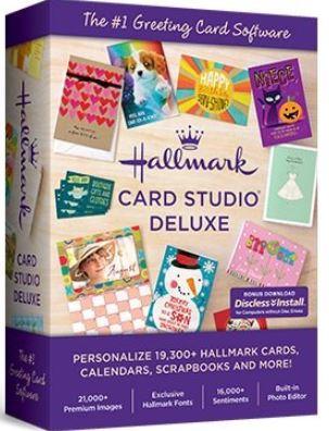 Hallmark Card Studio 2020 Deluxe