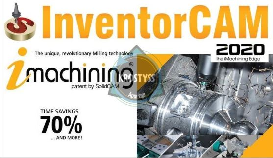 InventorCAM 2020 for Autodesk Inventor