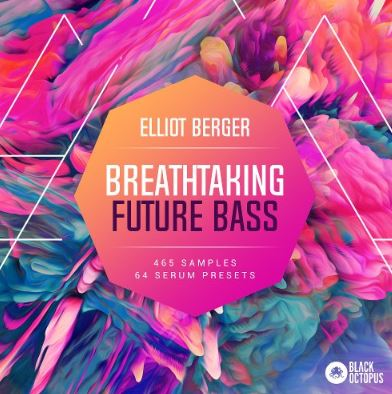 Black Octopus Sound – Breathtaking Future Bass By Elliot Berger