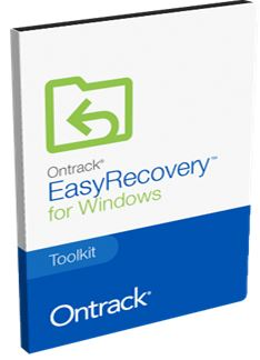 Ontrack EasyRecovery Toolkit for Windows 14 free download