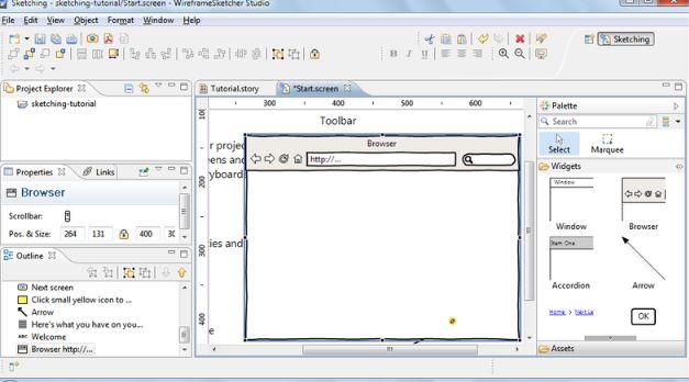 WireframeSketcher 6 free download