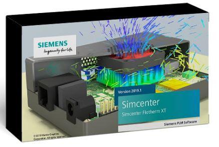 Siemens Simcenter Flotherm XT 2019