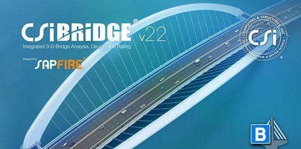 CSiBridge Advanced 22
