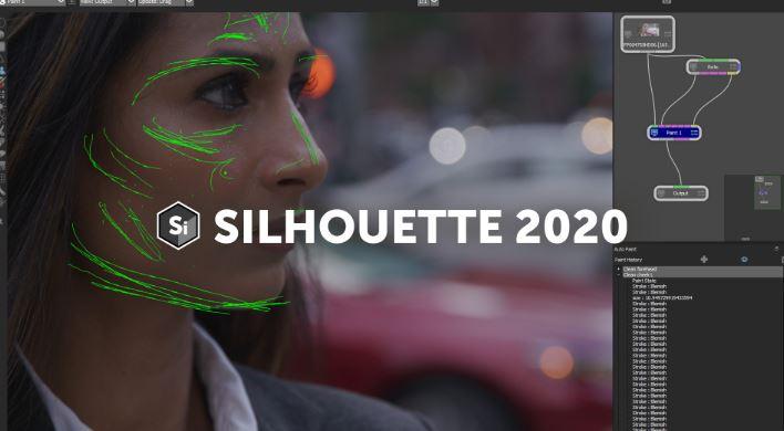 Boris FX Silhouette 2020