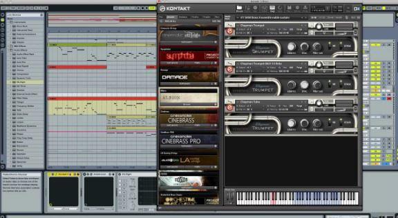 Embertone – Chapman Trumpet (KONTAKT) Free Download