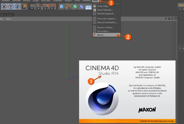 Solid To Liquid New Tool For CINEMA 4D Free Download